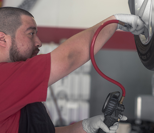 Tire Shop in Canton: Certified Tire Repair Services | Auto-Lab - content-tire-filling